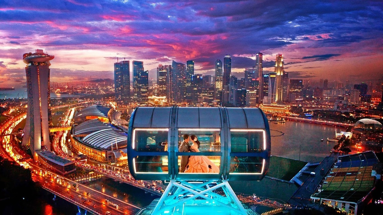 Singapore For Couples