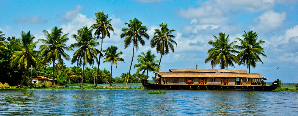 Relax at Kerala(With Flights)